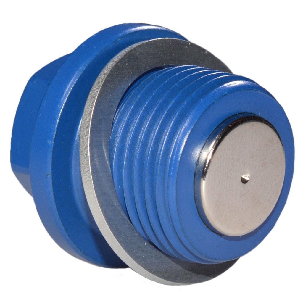 Moto Guzzi Dimple Magnetic Drain Plugs